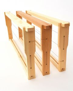 WSP Premium Wood Frames 35mm – Assembled, Wired