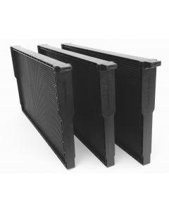 F/Depth Beemax Plastic Frames (black)